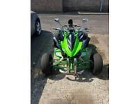 Venom Quad 250cc