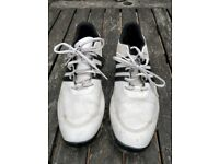 Adidas golf shoes - size 10