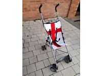fold up pushchair