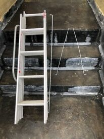 Loft Ladder used