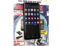 Samsung Galaxy S9 SM-G960 64GB Titanium grey Unlocked Good condition