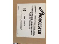 Worcester Bosch Single Channel Plug-In Time Clock 7716192036 £40