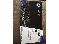 HP LASERJET 824A IMAGING DRUM Black