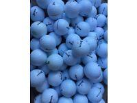 50 SRIXON DISTANCE GOLF BALLS,EXCELLENT CONDITION MINT