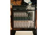 Soundcraft Signature 12, 12-channel analogue studio mixer