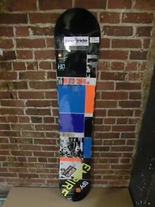 Planche de Snowboard Ride (i009509)