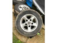 Land Rover discovery 1 300tdi wheels and tyres