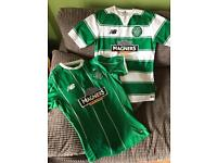 Celtic tops £5 each - small