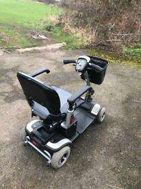 TGA CAR BOOT MOBILITY SCOOTER