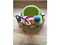 Mamas and Papas Snug baby chair with playtray
