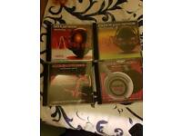 GBXexperience (George bowie) cds volume 1 2 3 and 4