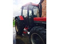Case 956x1 tractor
