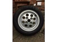 Ford Xr2 Rs turbo pepper pot alloy