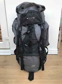 MountainLife TOR66 Large Travel Rucksack. In Great Condition. Hardly Used. 0cfaff9b56e7b