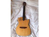 Godin Multiac Nylon Electro Acoustic. Amazing guitar. Beautiful tone.