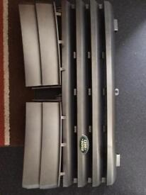 Range Rover l322 grill and vents