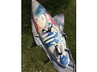 Fanatic wave windsurfer