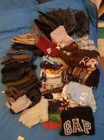 18 - 24mths boys clothes