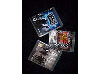 PS3 games Guitar Hero & 2 Rock Band games
