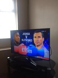 """Samsung 40""""led Freeview tv excellent condition"""