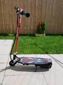 Zinc electric scooter Excellent condition