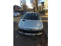 Peugeot 206, MOT until Nov 2017