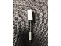 Thunderbolt to Ethernet adapter