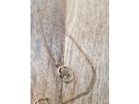 9ct St Christopher on 18 9 ct gold chain