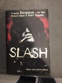 Signed slash autobiography