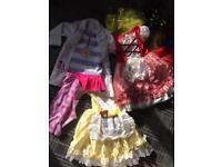 Dress up bundle 3-4 years