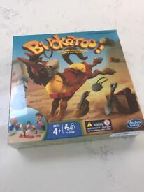 Brand new unopened Buckaroo