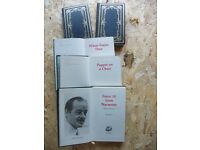Collectors set of Alistair Maclean books