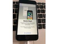 Apple iPhone 6s black 32gb excellent condition