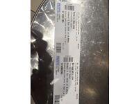 Brian Wilson tickets x2 Southend-on-Sea Cliffs Pavilion