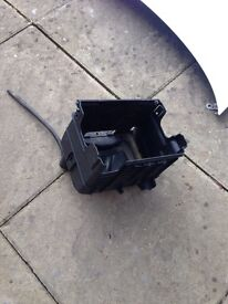 Vw polo battery box