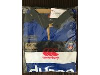 Mens Bath Rugby Home Pro Shirt, Large