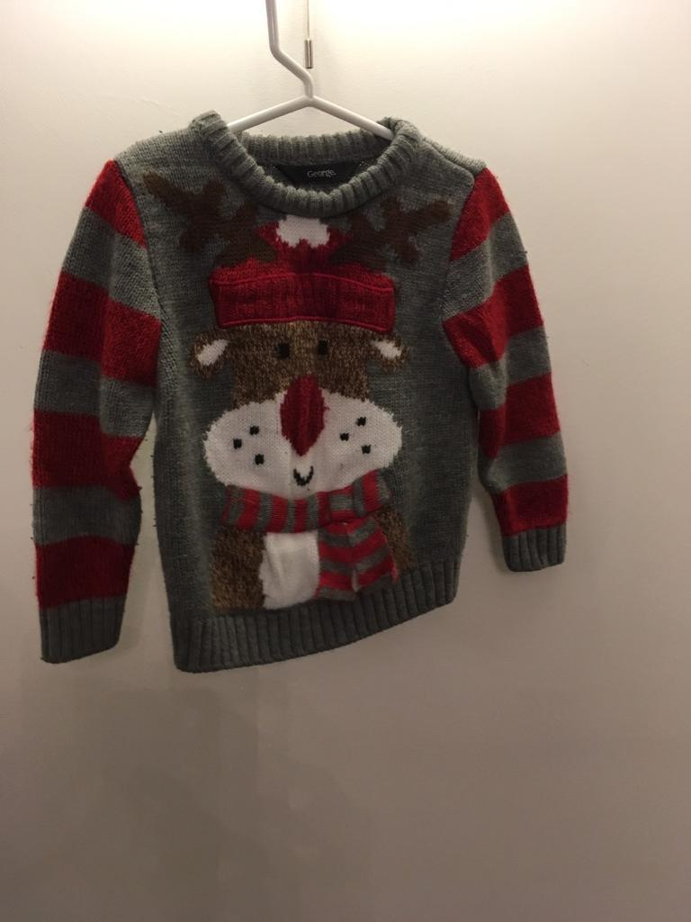Christmas jumper 1.5/2 years
