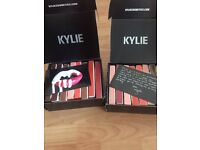 Kylie Jenner Lip Kit Set All 8 colours plus Kylie Note Card