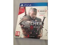 Ps4 witcher