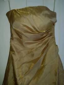 Sacha James bridesmaid dresses x 3