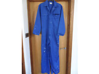 2 x Mens Overalls Boiler Size 44 chest suit tall person. Price each - Pokesdown BH5 2AB