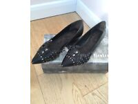 Firetrap Studded Shoes - Size 3 - Comes with Box