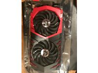 MSI NVIDIA GeForce GTX 1070 8GB Gaming X Graphics Card