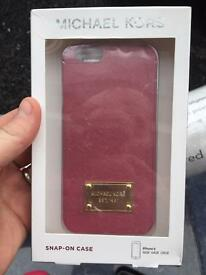 Michael Kors IPhone 6 Phone cover - new