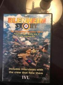 Blenheim story dvd