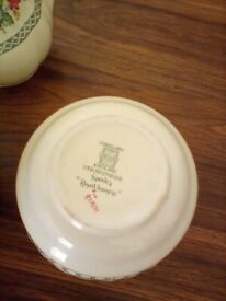 Copeland Spode tea set Royal Jasmine