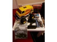 Lunchbox radio controlled car