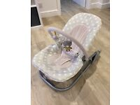 Mamas & Papas Baby Rocker Bouncer Chair