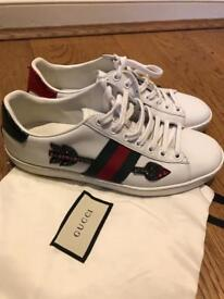 Gucci trainers good condition size 38