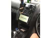 VWT5 HEADUNIT WITH SAT NAV FROM ZENEC Z-E2015 VW DEVICE